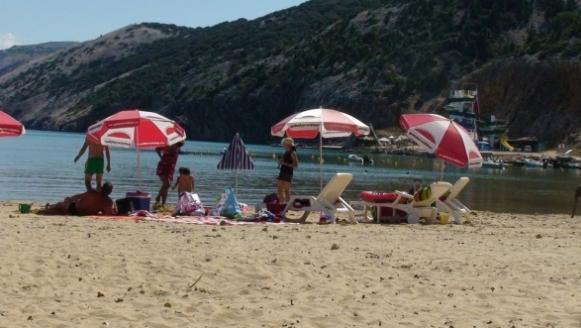 Pradiesstrand Kroatien