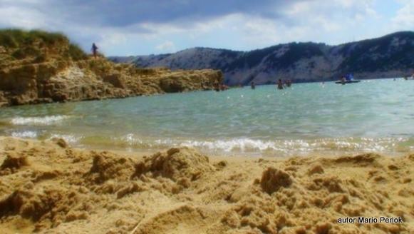 Strand Livaöina Rab Lopar