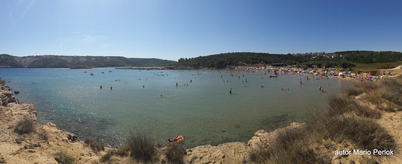 Strand Livacina panorama